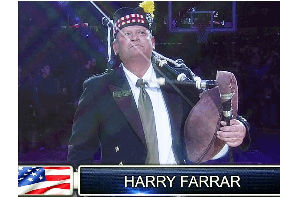 Bagpiper For Los Angeles